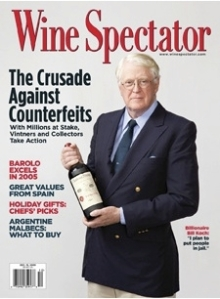 Bill Koch Wine Spectator